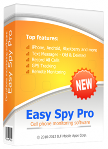 easyspy cell tracker package